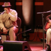 "Photo recap and review of Jimmy ""Duck"" Holmes and Terry ""Harmonica"" Bean in concert at World Cafe Live by Jonny Meister"