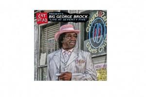 Essential listening:  Big George Brock