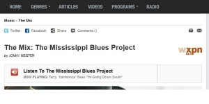 Mississippi Blues Project Music Stream from NPR
