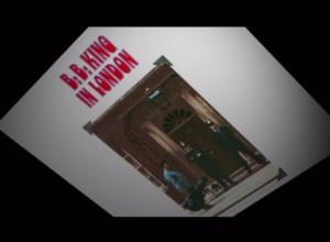 B. B. King In London LP