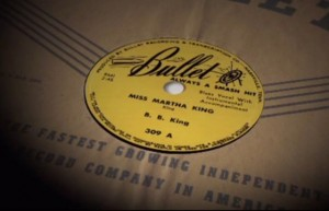 """Miss Martha King"" B. B. King's first record"
