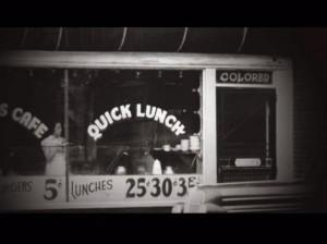 segregated restaurant