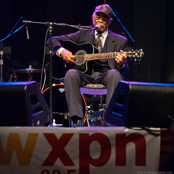 Robert Belfour in concert Febraury 15, 2013